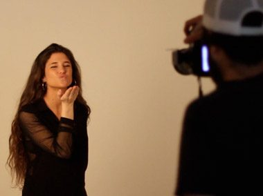Making of Marta Vidaurreta