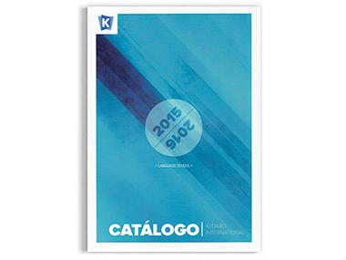 Catálogo 2015/16 Kedaro