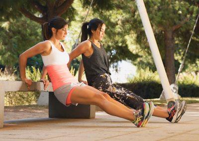 Vuelta a la actividad física