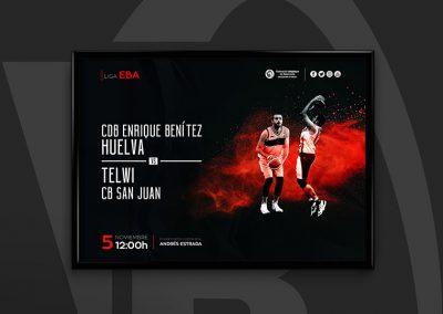 Derbi CDB Enrique Benítez – San Juan