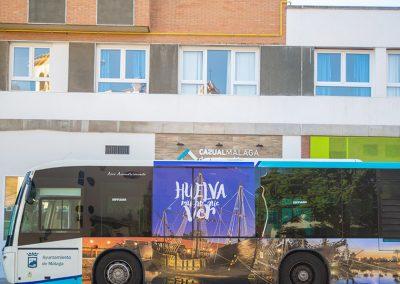 Campaña HMQV en Málaga