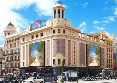 Campaña Huelva en Plaza Callao