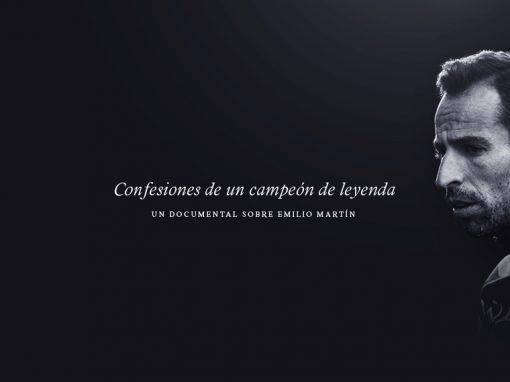 Confesiones de un campeón de leyenda