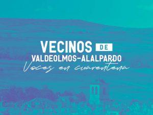 Vecinos de Valdeolmos-Alalpardo