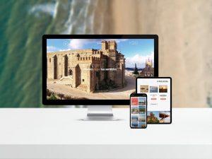 Nueva web Turismo Huelva