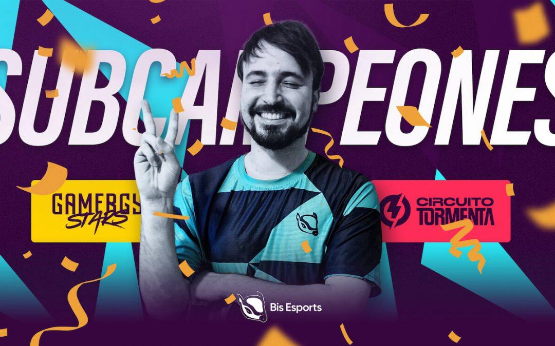 Bis Esports se proclama subcampeón de la Gamergy Stars